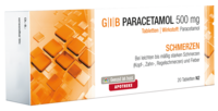 GIB Paracetamol 500 mg Tabletten